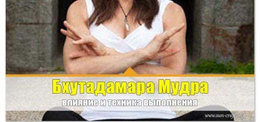 Бхутадамара мудра