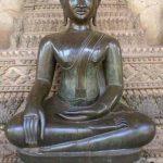 Бхумиспарша Мудра