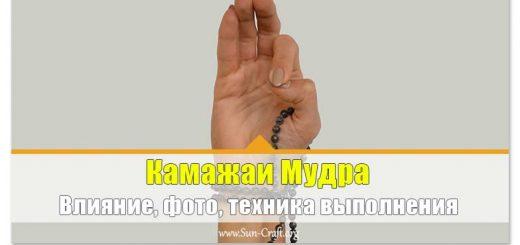 Камажаи Мудра