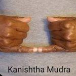 Канистха Мудра. Влияние, фото, техника выполнения.