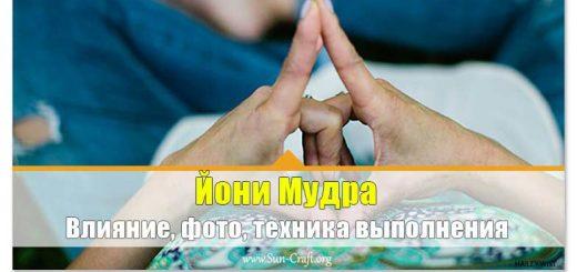 Йони Мудра